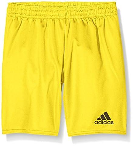 adidas Herren Shorts Parma 16 SHO WB, Gelb/Schwarz, 140,
