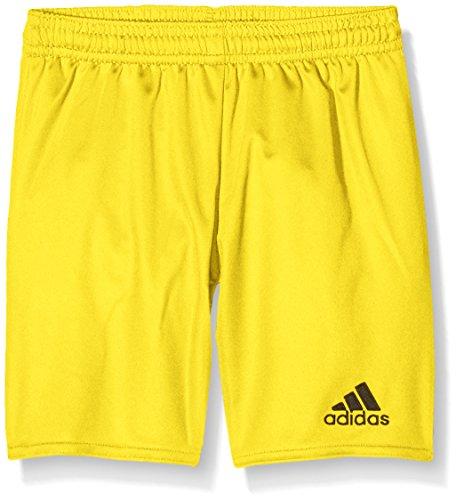 adidas Herren Shorts Parma 16 SHO WB, Gelb/Schwarz, 116, 4056561808537 (Mädchen Shorts Gelb)