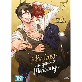 Un Baiser au goût de Mensonge - Tome 03 - Livre (Manga) - Yaoi