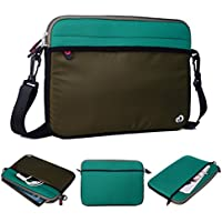 Kroo Tablet/Laptop Sleeve Custodia con tracolla per Samsung Galaxy Tab