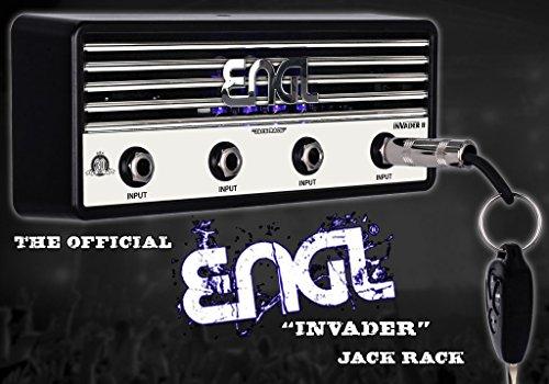 Pluginz Jack Rack ENGL Invader Keyholder · Articolo da regalo