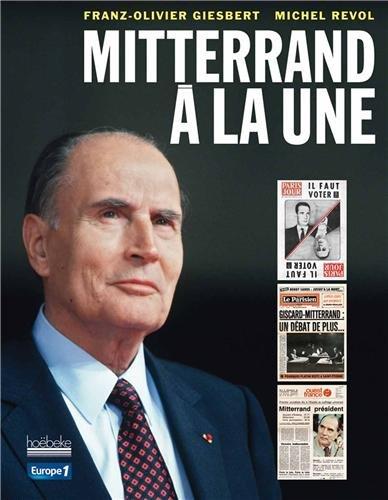 Mitterrand a la une