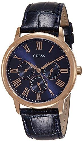 Guess Reloj de cuarzo Man Wafer W0496G4 39.0 mm