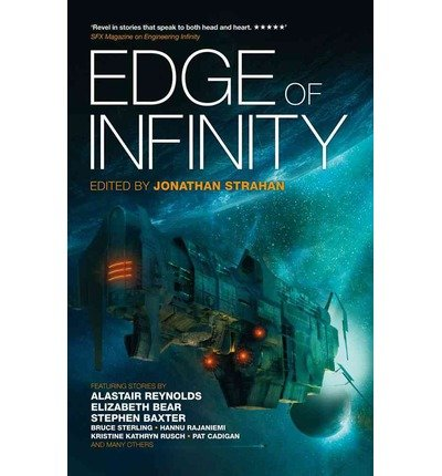 [Edge of Infinity] [by: Jonathan Strahan]