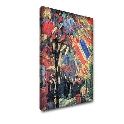 """""""Van Gogh Sammlung 1"""", Kunstdrucke Leinwandbild Bild Malerei Wandbilder. Größe 16'' x 22'' - 40.5 x 56cm. Verschiedene Größe und Designs erhältlich. von Trends World - TapetenShop"""