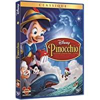Pinocchio [Édition Collector 2 DVD] [Import italien]