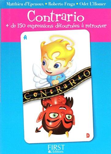 Petit livre de - Contrario (French Edition)