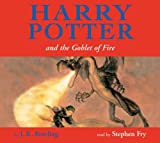 Harry Potter and the Goblet of Fire: Childrens Version - Unabridged 17 Audio CD Set