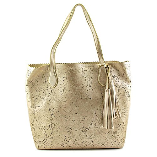 buco-large-lace-tote-women-gold-tote