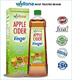 Wellona 100% Natural Apple CiderWellona 100% Natural Apple Cider Vinegar is made from cider or natural apple from best quality apples in high tech plant.    MANUFACTURING PROCESS: Wellona ACV is made by crushing apples and squeezing out the liquid. H...