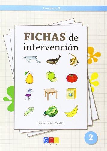 Fichas de Intervención 2 (2013) (Fichas De Atencion) por CRISTINA CASTILLO MORDILLO