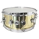 Drum Workshop Snaredrum Messing 14x6