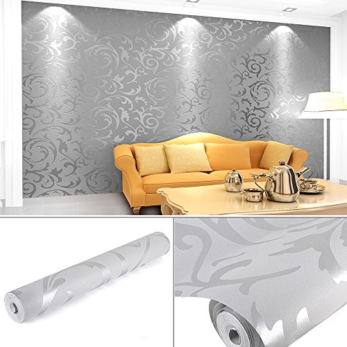 rayinblue-victorian-damask-10m-53cm-luxury-embossed-feature-design-wallpaper-roll-silver-and-gray-wa