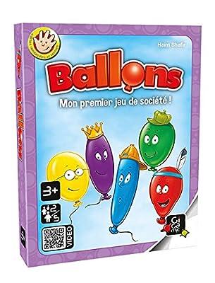 Gigamic - AMEBA - Jeu de carte - Ballons