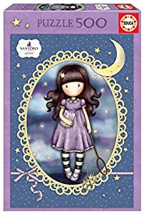 Educa Borras Puzzle Catch A Falling Star Gorjuss 500 Piezas (17990)