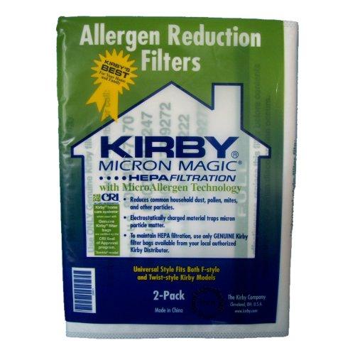 Original bolsas Kirby **Filtro antialérgico** Serie