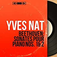 Beethoven: Sonates pour piano Nos. 1 & 2 (Mono Version)