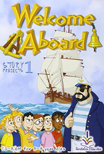 (cd-Rom) Welcome Aboard - Story Projects 1