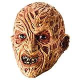 Freddy Krueger 3/4 Máscara adultos