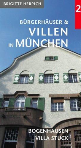 Bürgerhäuser und Villen in München - Bogenhausen, Villa Stuck