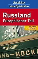 Baedeker Allianz Reiseführer Russland, Europäischer Teil