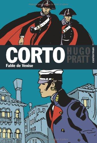 Corto, Tome 25 : Fable de Venise