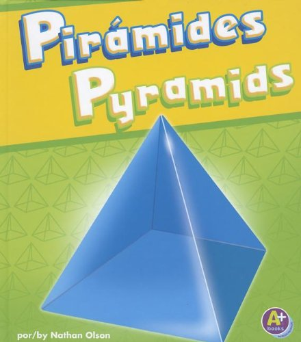 Pirámides / Pyramids (Figuras En 3-d / 3-d Shapes) por Nathan Olson