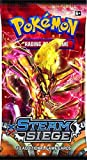 #9: Pokemon Steam Siege Booster Pack 1 Booster Pack