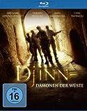 Djinn - Dämonen der Wüste [Blu-ray]