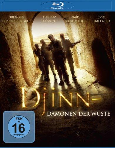 Bild von Djinn - Dämonen der Wüste [Blu-ray]