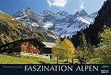 Faszination Alpen 2014 - Panorama-Fotokalender - 2014 - Wandkalender 58 x 39 cm