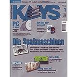 Keys Ausgabe 01 2000