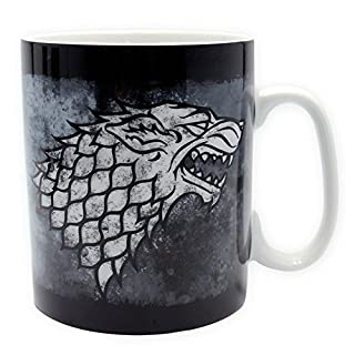ABYstyle - GAME OF THRONES - Mug - 460 ml - Stark