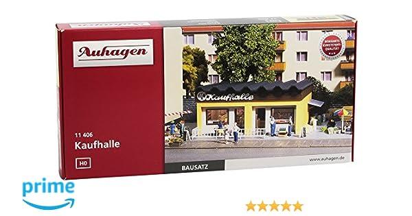 Auhagen 11406 Kaufhalle in H0 Bausatz