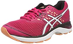 Asics Women's Gel-pulse 9 Running Shoes, Pink (Bright Rosewhiteblack 2101), 9.5 Uk