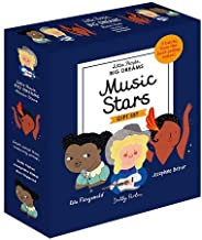 Little People, Big Dreams: Music Stars: 3 Books from the Best-Selling Series! Ella Fitzgerald - Dolly Parton - Josephine Bake