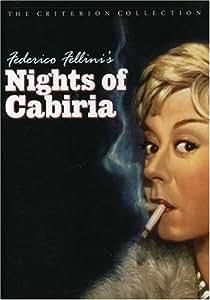 Nights of Cabiria (Le Notti di Cabiria) - Criterion Collection [Import USA Zone 1]