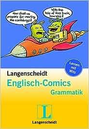 Langenscheidt Englisch-Comics Grammatik Langenscheidt