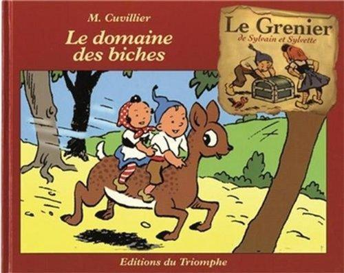 Sylvain et Sylvette Grenier G02 - Le domaine des biches