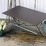 Lazy Susan Rachel Bistro Tisch - ANTIK BRONZE | Faltbarer Metalltisch
