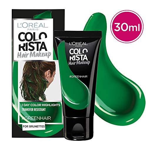 L'Oreal Paris Colorista Hair Make Up Green