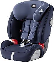 Britax Römer Silla de coche 9 meses - 12 años, 9-36 kg, EVOLVA 1-2-3 Grupo 1/2/3, Cosmos Black