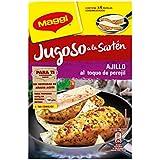 Maggi - Jugoso A la Sartén Pechugas de Pollo al Ajillo - 23,7 g