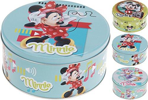 3er Set Vorratsdosen, Disney, Mickey Mouse Minnie Maus & Daisy Duck
