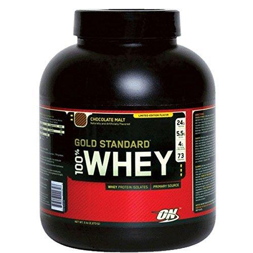 Protein-bananen-creme (100% Molke-Gold Standard Protein Banane Creme 2273g Optimale Ernährung,Amino Säuren für Muskel Erholung und Wachstum,Bietet Vorteile in Sporternährung,immun Stütze,Gewichtsmanagement,Bone)