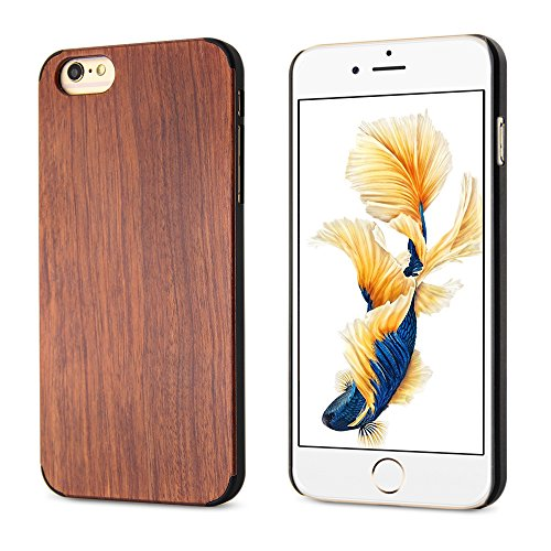 BELK Apple iPhone 6 Plus / iPhone 6S Plus-Case - ARTISAN MASTER Series [Hartholz + PC Hybrid] Tough Holz Case Slim Bumper Schutzhlle fr Apple iPhone 6 Plus & iPhone 6S Plus (5,5