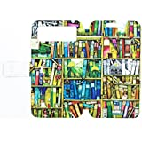 Flip Pu Leather Carcasa Cover para Funda Ringing Bells Freedom 251 Funda Case SJ