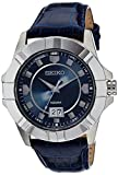 Seiko SUR133P1 Lord Navy Blue Analog Men's Watch (SUR133P1)
