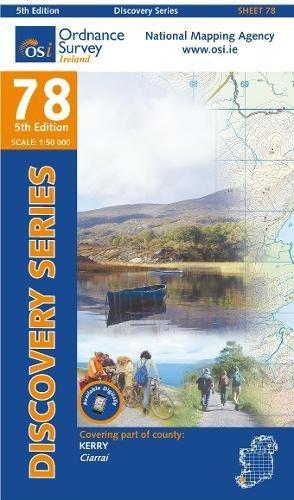 Irish Discovery Series 78. Kerry 1 : 50 000 78