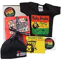 Rasta-Idea regalo per neonato Baby Wailer babygrow,